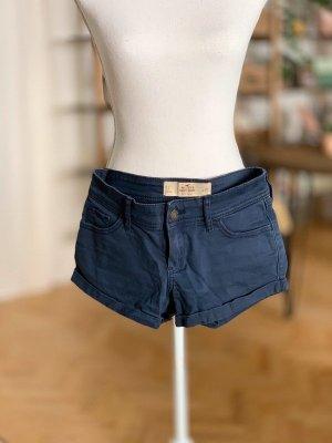 Hollister Shorts dunkelblau W25 XS 34