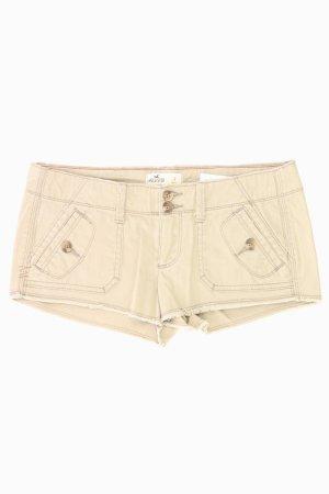 Hollister Shorts Größe 38 braun aus Baumwolle