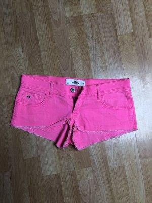 Hollister Shorts Hotpants pink