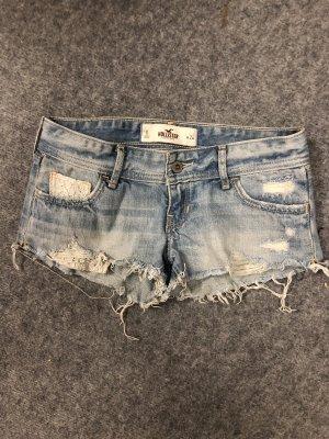 Hollister Shorts Jeans Shirts Gr. 0 W24
