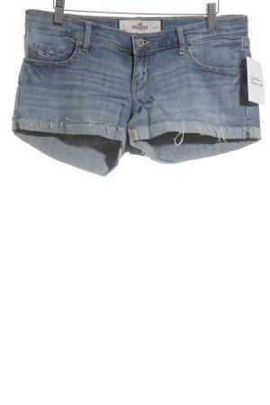 Hollister Shorts kornblumenblau Casual-Look