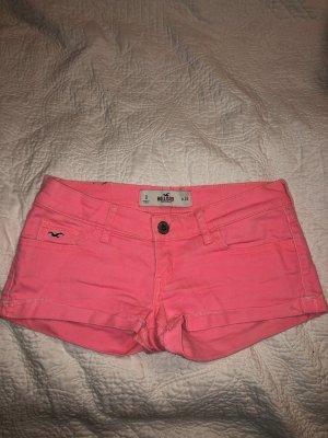 Hollister Shorts neon