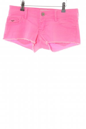Hollister Shorts pink Casual-Look