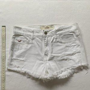 Hollister Shorts weiß