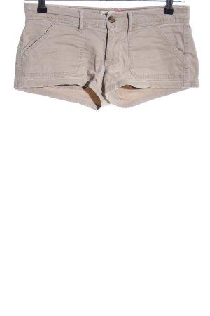 Hollister Shorts wollweiß Casual-Look