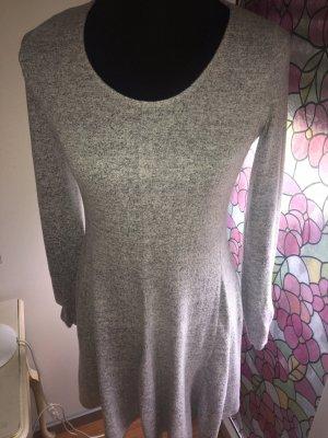 Hollister Sweat Dress light grey
