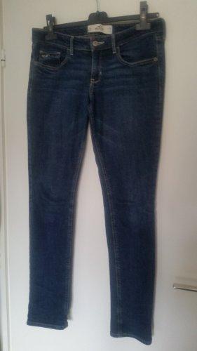 Hollister Skinny Fit Jeans Gr. 28/33 Denimblau