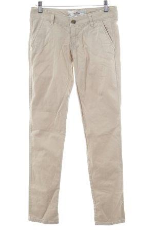 Hollister Skinny Jeans creme Elegant