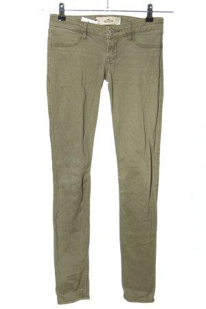Hollister Skinny Jeans khaki Casual-Look