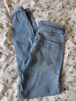 Hollister Skinny Jeans High Waist