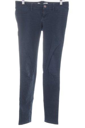 Hollister Skinny Jeans petrol Casual-Look