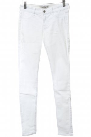 Hollister Skinny Jeans weiß Casual-Look