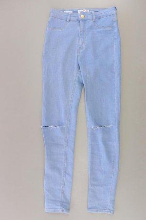 Hollister Skinny Jeans weiß Größe W26/L29