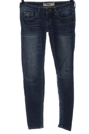Hollister Slim Jeans blue casual look