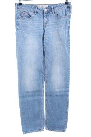Hollister Slim Jeans blau Casual-Look