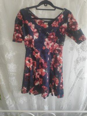 Hollister Sommerkleid Floral