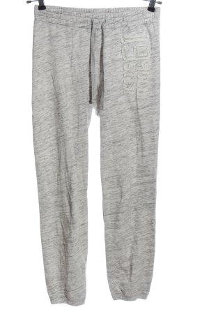 Hollister Spodnie sportowe jasnoszary Melanżowy W stylu casual
