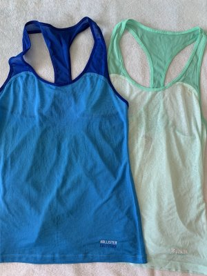 Hollister Sporttops in S Doppelpack