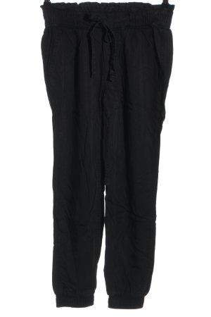 Hollister Spodnie materiałowe czarny W stylu casual