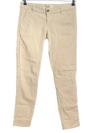 Hollister Jersey Pants cream casual look