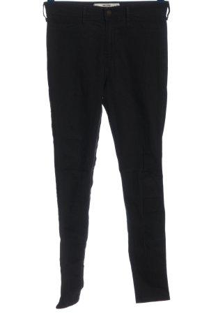 Hollister Jersey Pants black casual look