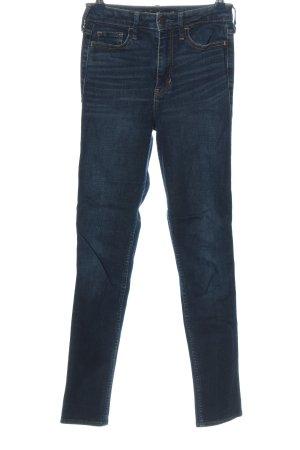 Hollister Jeans stretch bleu style décontracté
