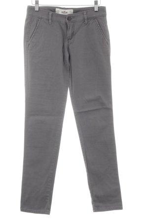 Hollister Jeansy z prostymi nogawkami szary W stylu casual