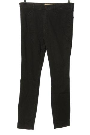 Hollister Stretch jeans zwart casual uitstraling