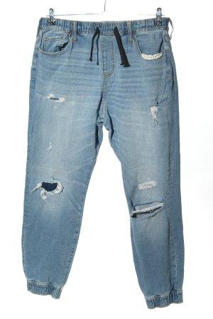 """Hollister Stretch Jeans """"W-wszpxw"""" blau"""