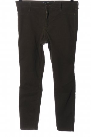 Hollister Stretch Trousers khaki casual look