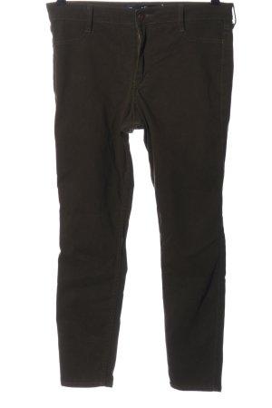 Hollister Pantalone elasticizzato cachi stile casual