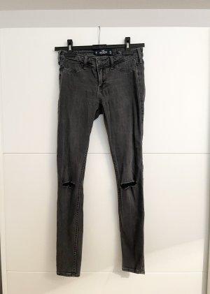 Hollister Skinny Jeans grey