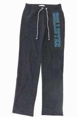 Hollister Spodnie dresowe czarny
