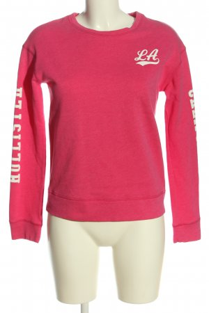 Hollister Sweatshirt pink Casual-Look