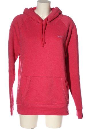 Hollister Sweatshirt rot Casual-Look