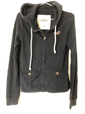 Hollister Sweat Jacket blue