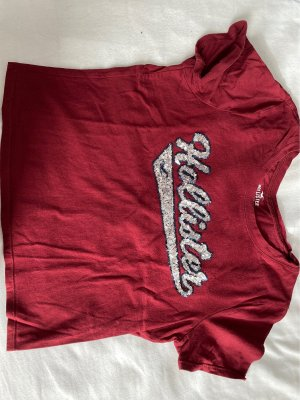 Hollister T-shirt crop