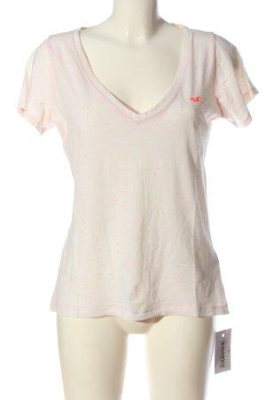 Hollister T-Shirt meliert Casual-Look
