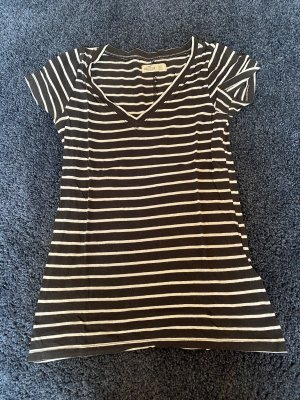 HOLLISTER / T-Shirt mit Streifen