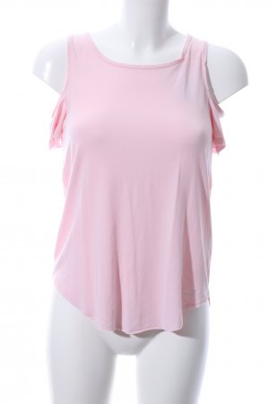 Hollister T-Shirt pink Casual-Look