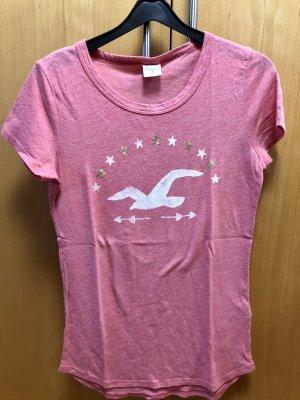 Hollister T-Shirt rot