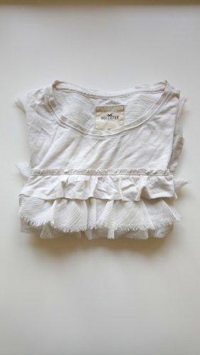 Hollister T-Shirt Rüschen