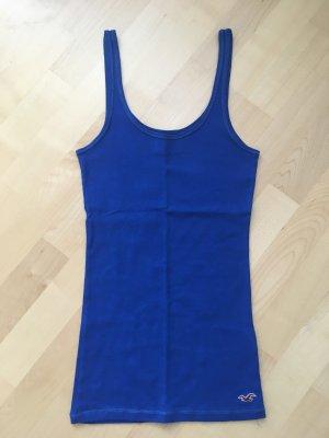 Hollister Basic topje blauw