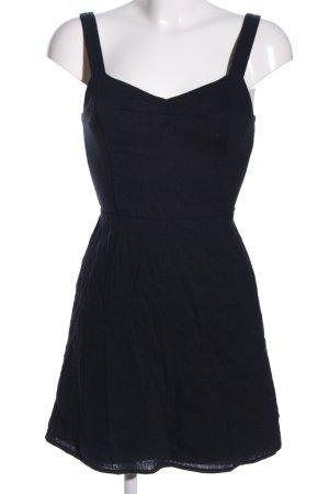 Hollister Trägerkleid schwarz extravaganter Stil