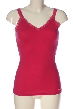 Hollister Trägertop pink Casual-Look