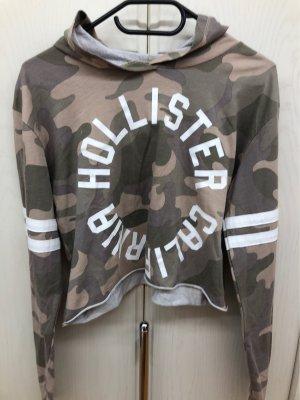 Hollister Camicia con cappuccio multicolore