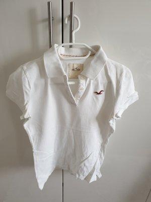 Hollister tshirt weiß