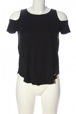Hollister Top cut out negro look casual