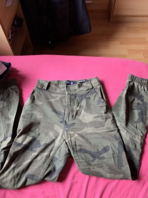 Hollister Ultra High Rise Jogger Camouflage