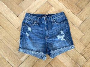 Hollister Short en jean bleu